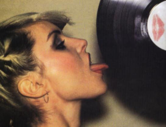 Debbie Harry laižo plokštelę