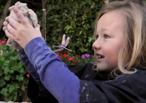 Vaikų kūryba ir meninis auklėjimas
