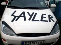 Metal Fail - Sayler.